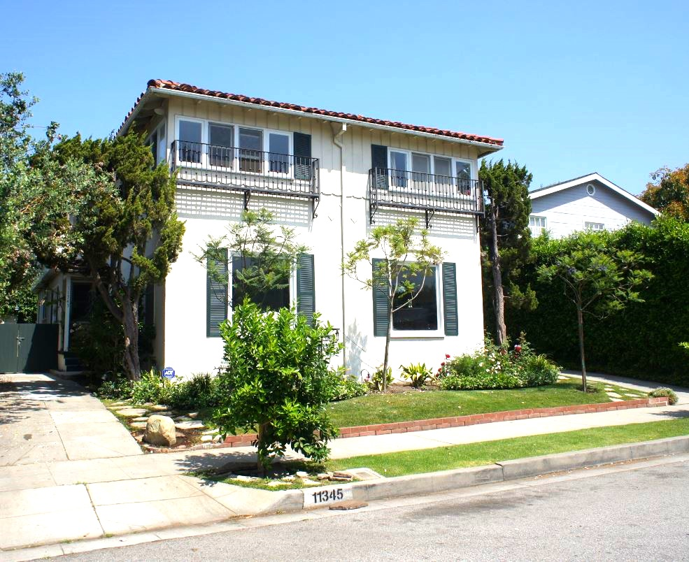 11345 Elderwood St Los Angeles Ca 90049 Ben Leeds
